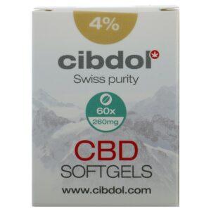 CBD-softgels-capsules-Cibdol-60-stuks-6.4-mg-4-1-1