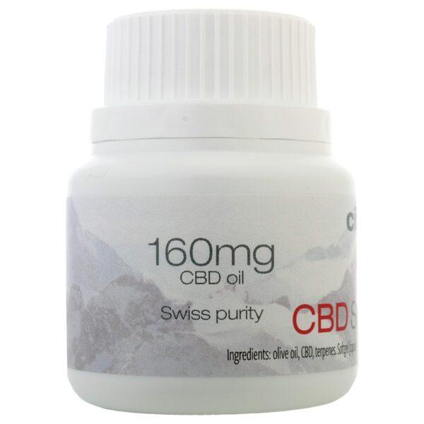 CBD-softgels-capsules-Cibdol-60-stuks-6.4-mg-5-1-1