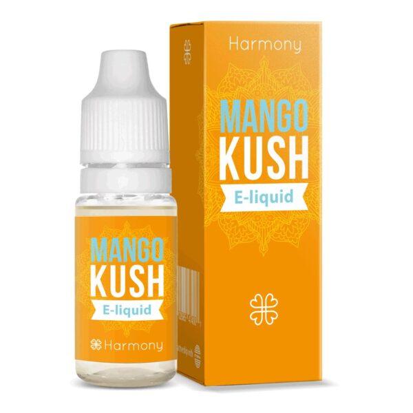 Producttekst Harmony e-liquid Mango