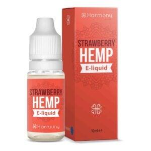 Productfoto Harmony e-liquid aardbei