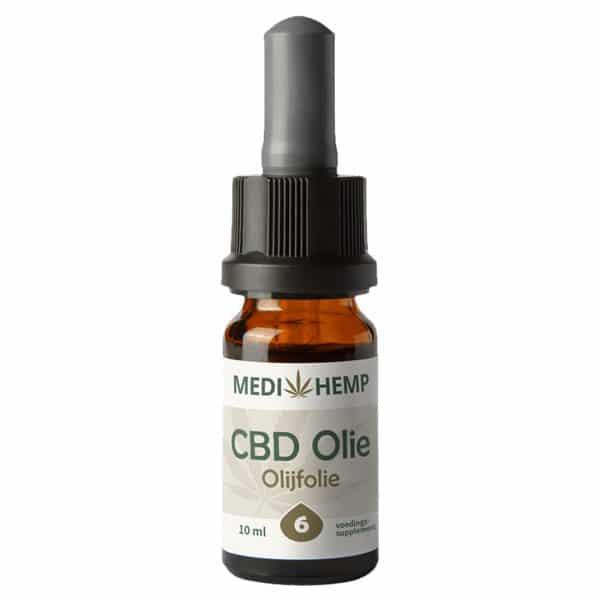 Product image of Medihemp CBD Oil Olive Oil 6% (10ml)