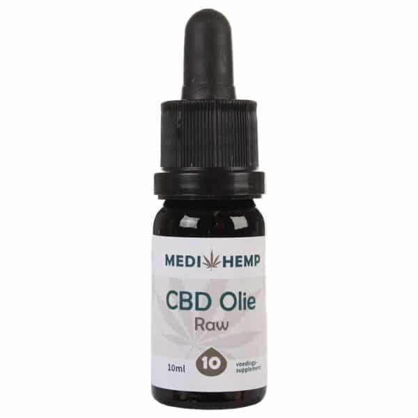 Product image of Medihemp CBD Oil RAW 10% (10ml)
