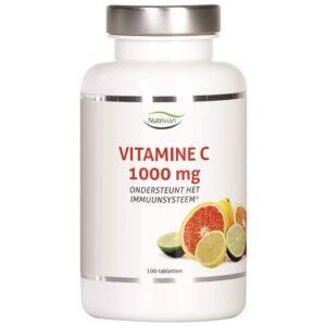 Productfoto Nutrivian C Vitamin (100 pieces)