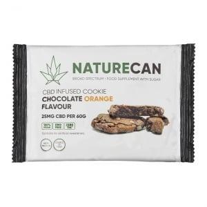 NATURECAN Cookie Chocolate Orange 1