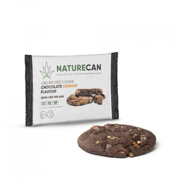 NATURECAN Cookie Chocolate Orange 2