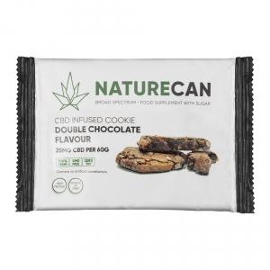 NATURECAN Cookie Double Chocolate 1