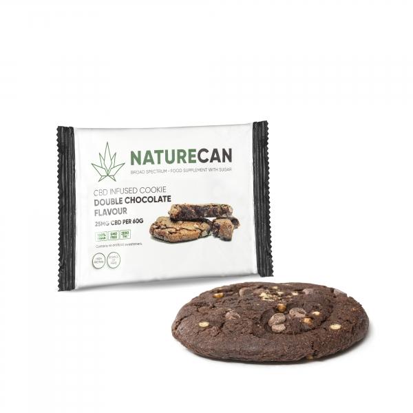 NATURECAN Cookie Double Chocolate 2