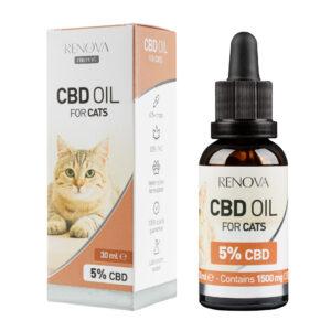 cbd oil cats 30ml 5 2