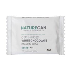 naturecare white chocolate