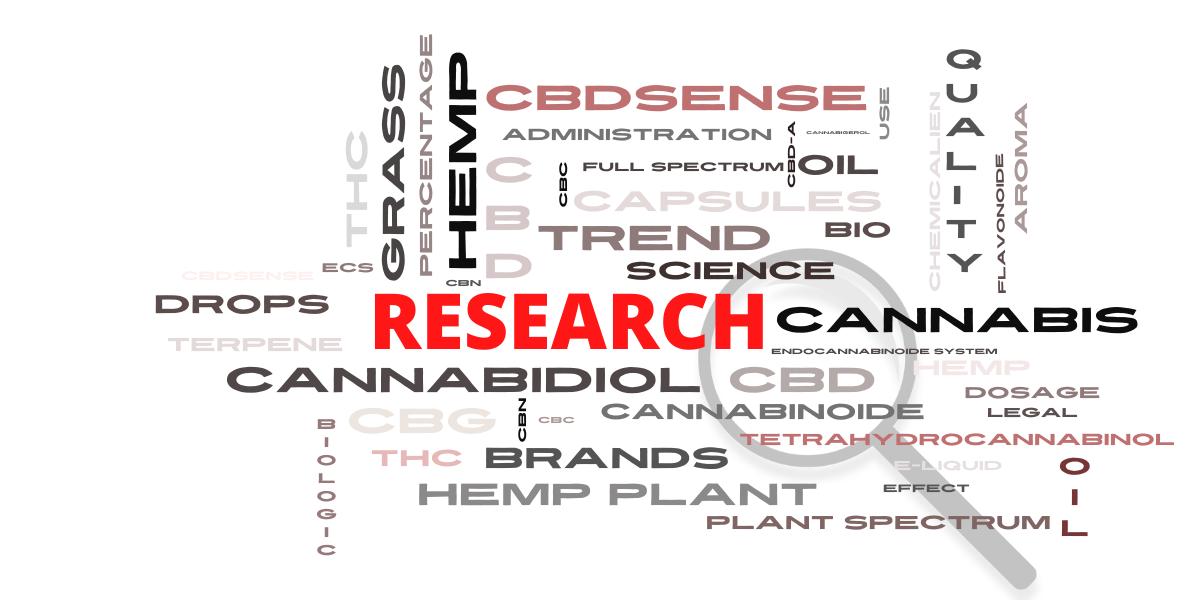 Research Cannabis Cannabinoide